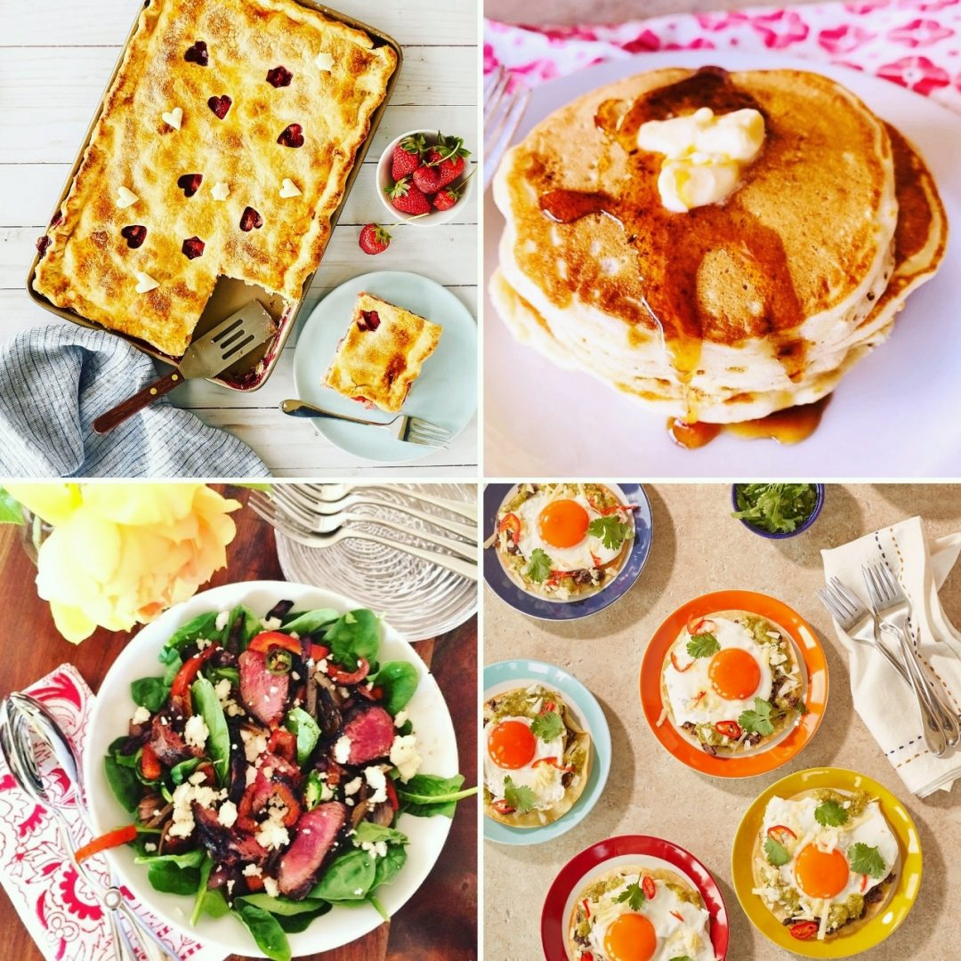 30 Recipe Ideas for Mom & Grandma on Mother's Day! Image 1