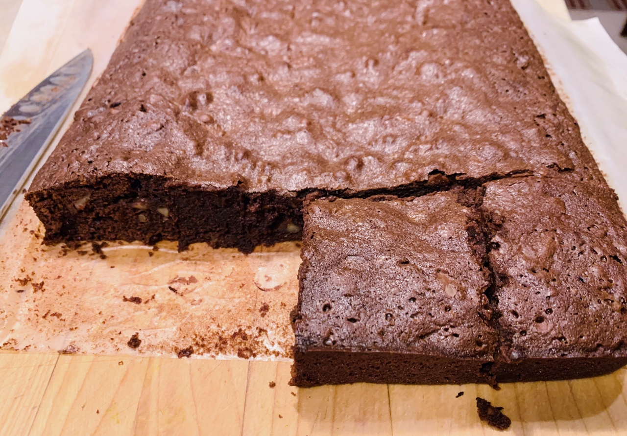 Sourdough Brownies – Recipe! Image 2