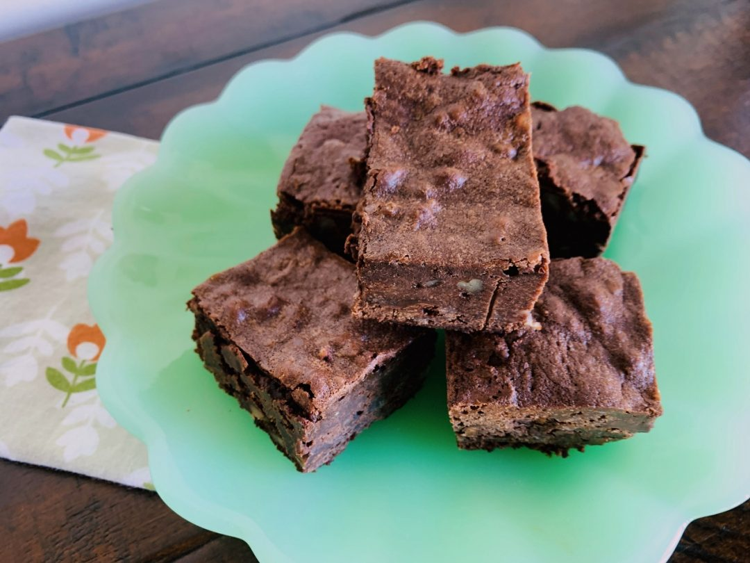 Sourdough Brownies – Recipe! Image 1