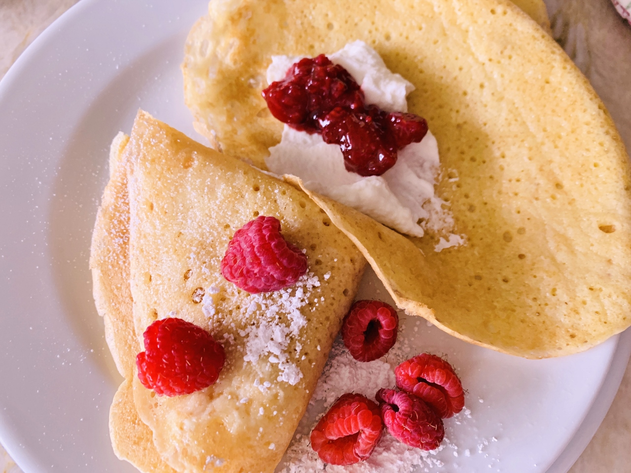 Sourdough Crepes with Ricotta & Jam – Recipe! Image 6