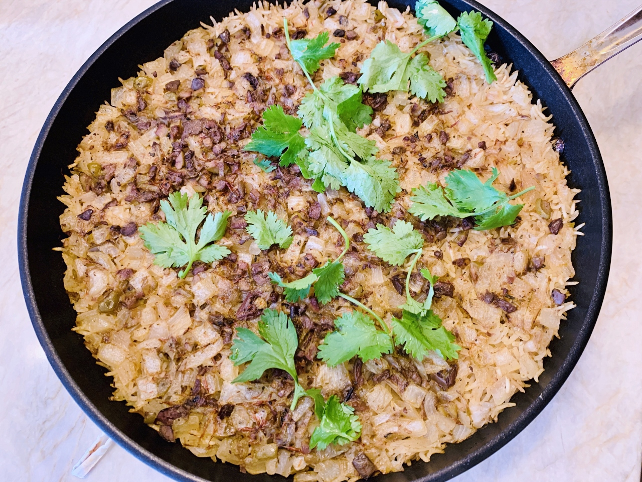 Baked Tapenade Basmati Rice – Recipe! Image 2