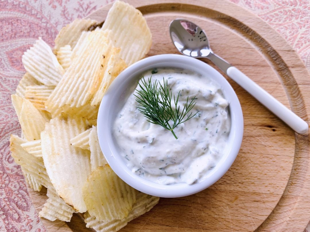 Herby Yogurt Dip – Recipe! Image 1