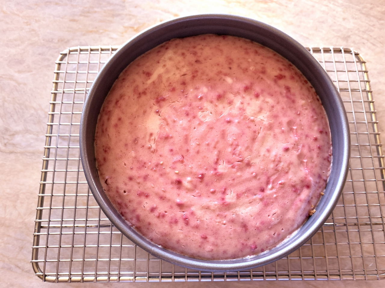 Instant Pot Raspberry Cheesecake – Recipe! Image 6