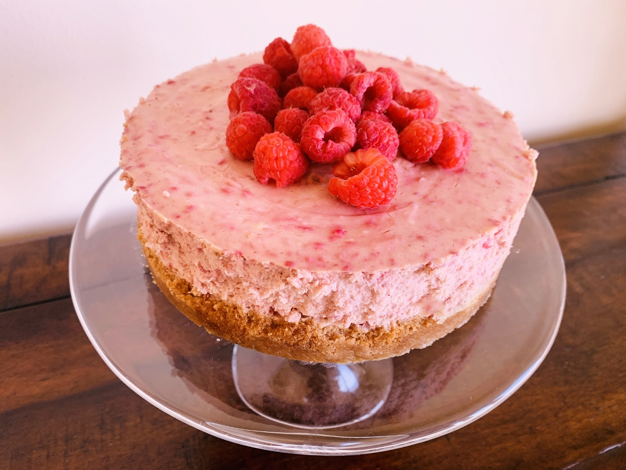 Instant Pot Raspberry Cheesecake – Recipe! Image 2