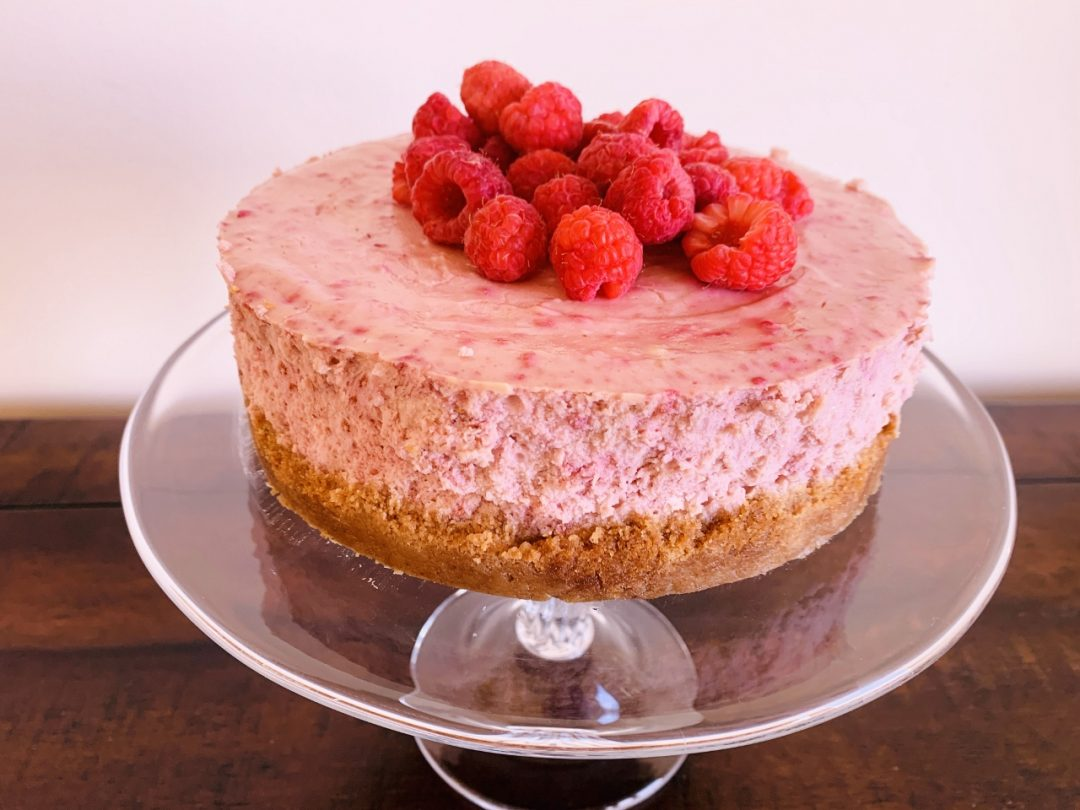 Instant Pot Raspberry Cheesecake – Recipe! Image 1