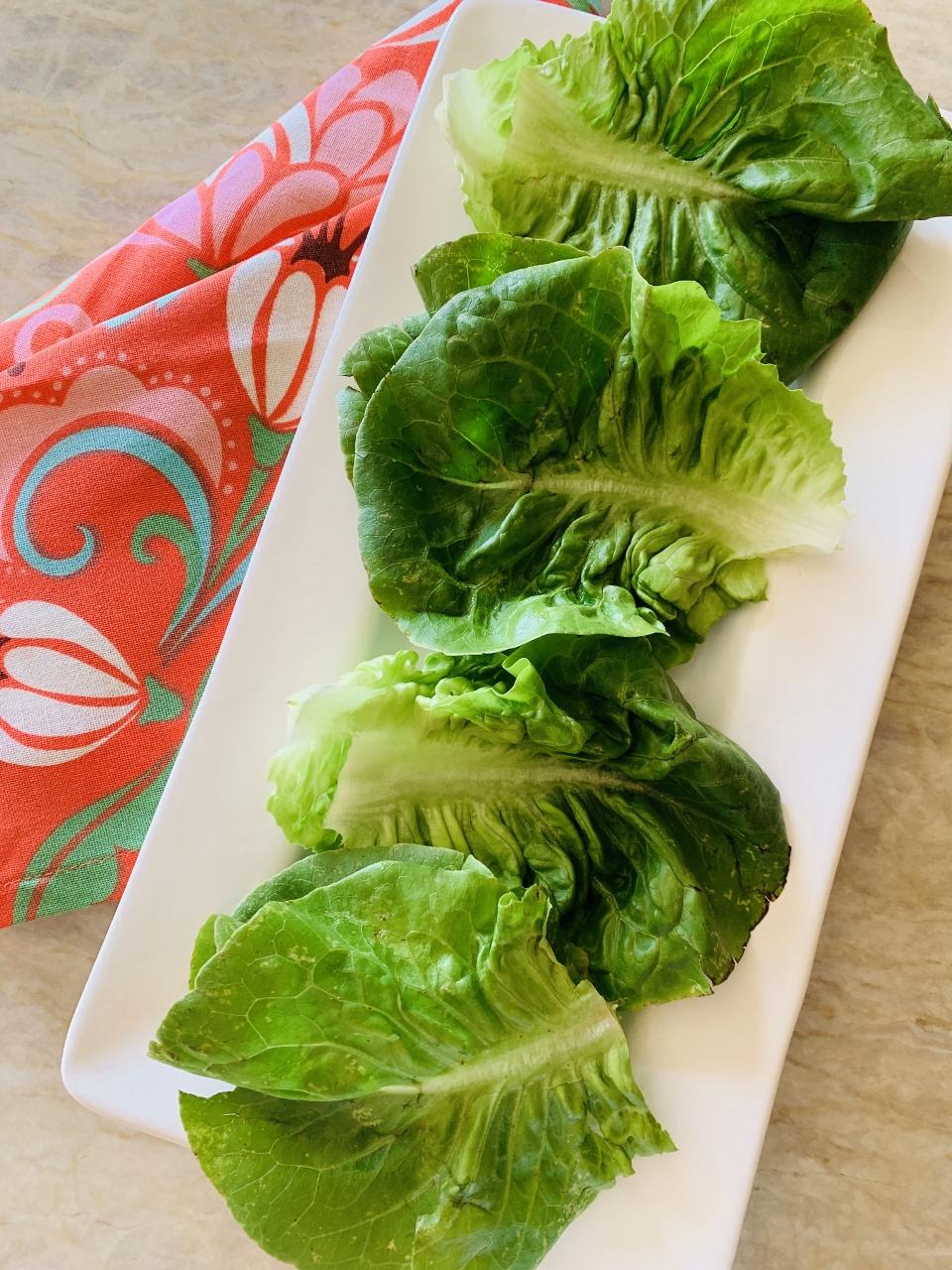 Greek Mini Turkey Burger Lettuce Wraps – Recipe! Image 5