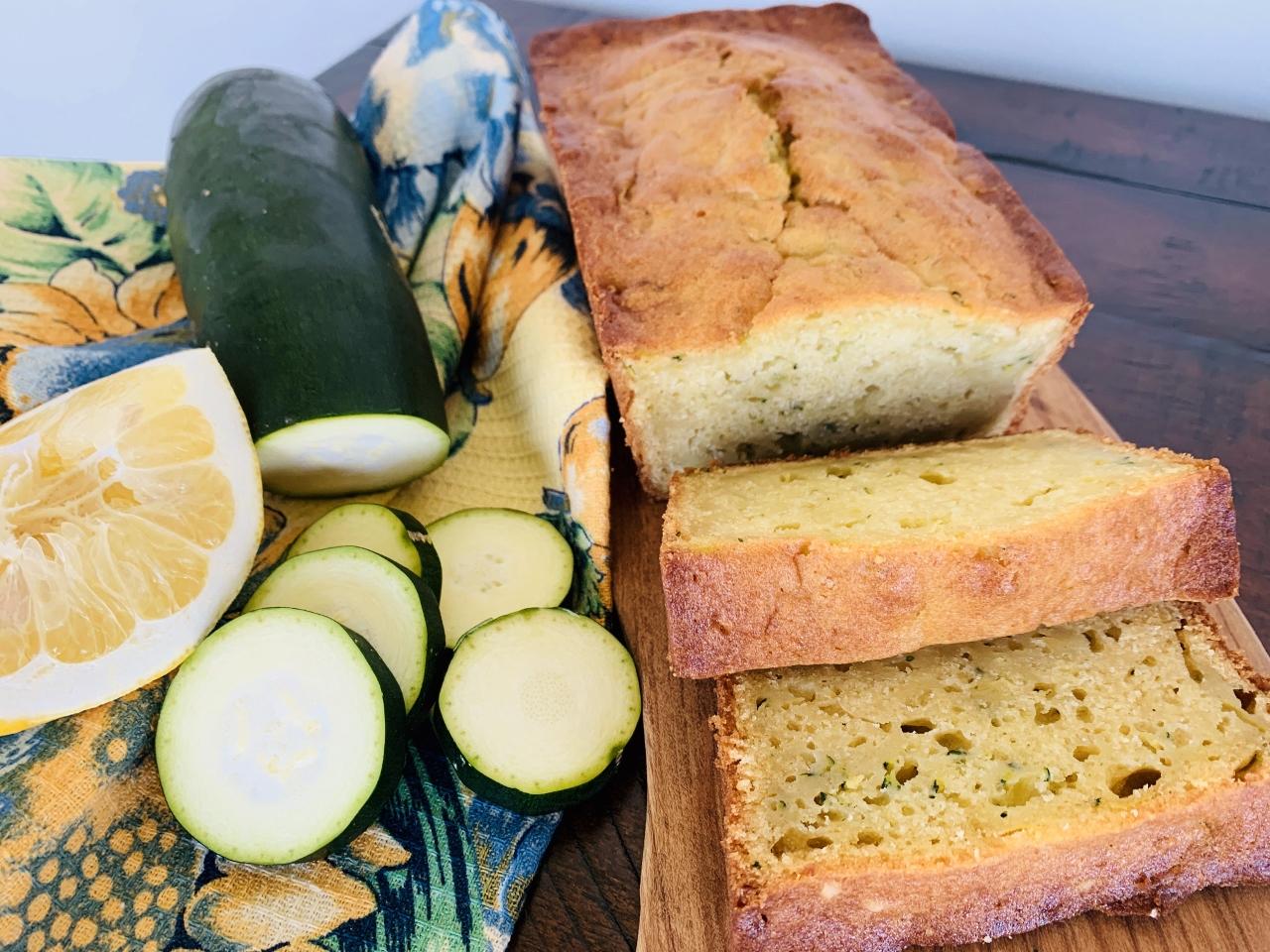 Lemon Ricotta Zucchini Bread – Recipe! Image 2