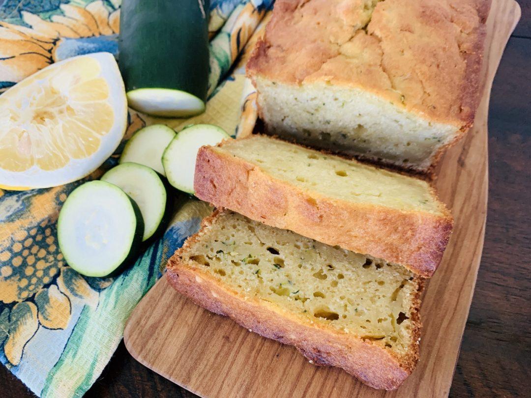 Lemon Ricotta Zucchini Bread – Recipe! Image 1