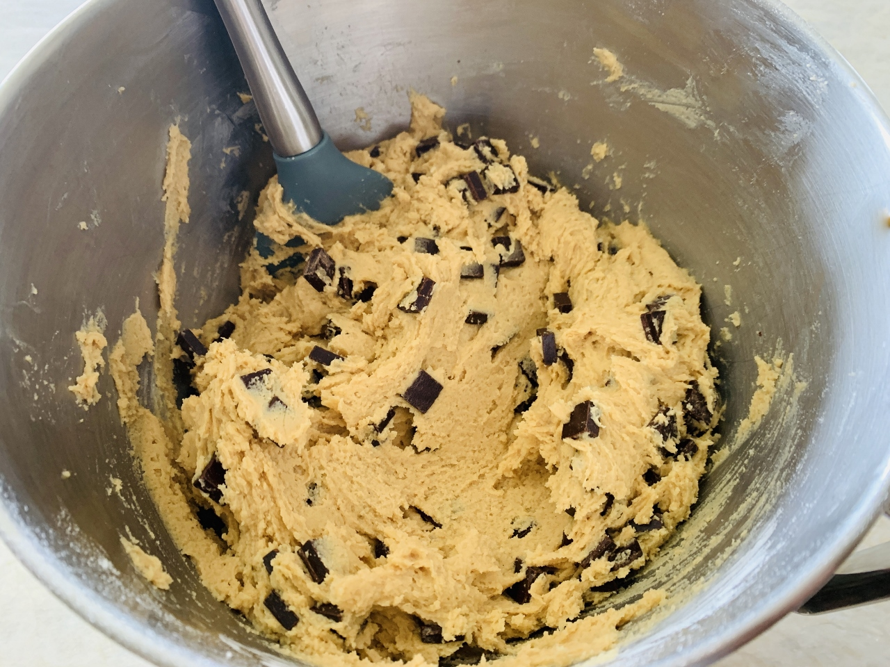 Peanut Butter Chocolate Chunk Cookies – Recipe! Image 3