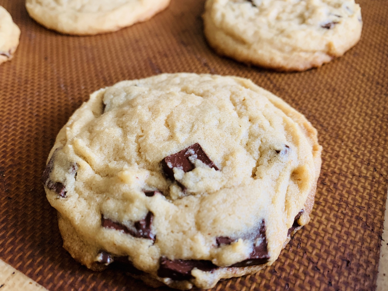 Peanut Butter Chocolate Chunk Cookies – Recipe! Image 5