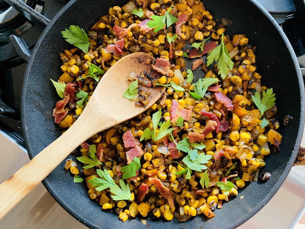 Summer Succotash with Bacon – Recipe! Image 2