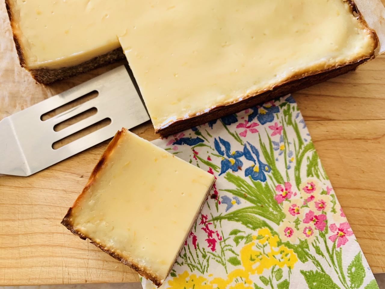 Oatmeal Cookie Crust Lemon Bars – Recipe! Image 2