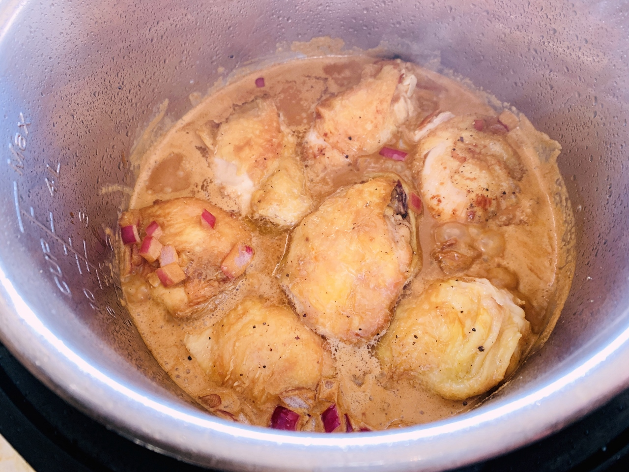 Instant Pot Chicken in Coconut Milk Adobo (Adobo Sa Gata) – Recipe! Image 5
