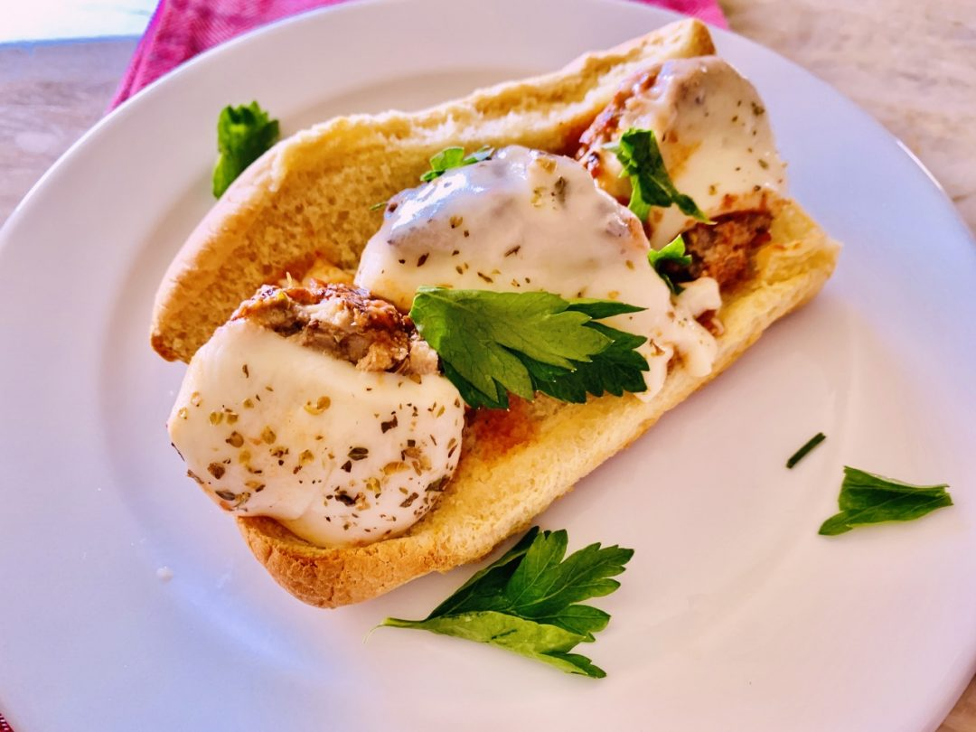 Meatball Subs – Recipe! Image 1