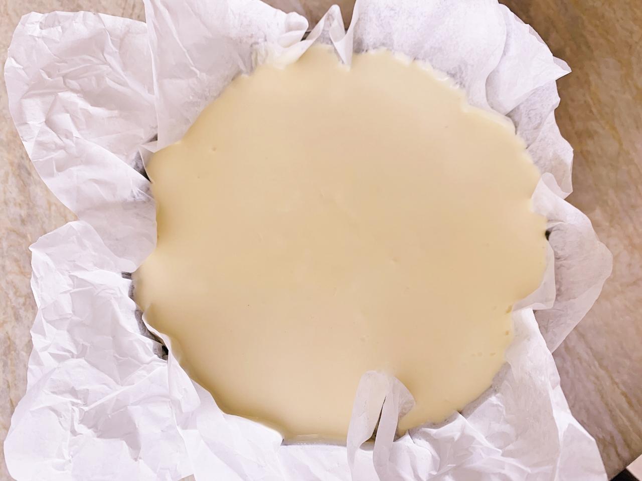 Basque Cheesecake – Recipe! Image 4