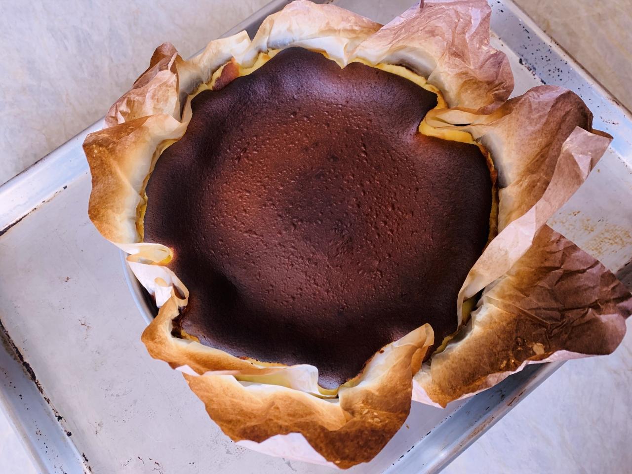 Basque Cheesecake – Recipe! Image 2