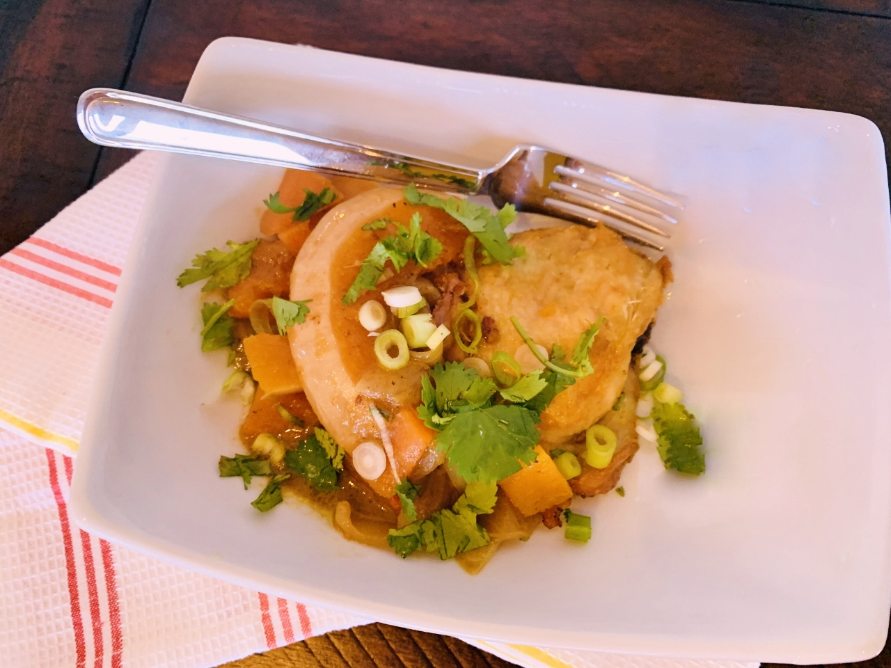 Green Thai Curry Chicken & Autumn Vegetables – Recipe! Image 2