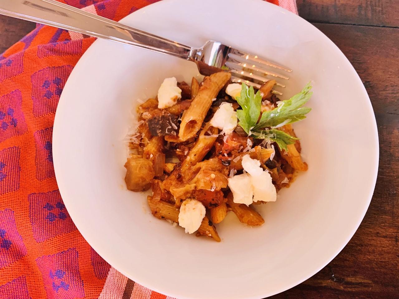 Instant Pot Pasta alla Norma – Recipe! Image 2