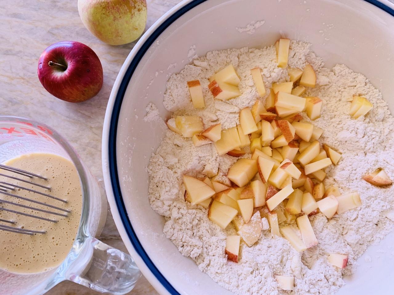 Apple Cinnamon Scones – Recipe! Image 3