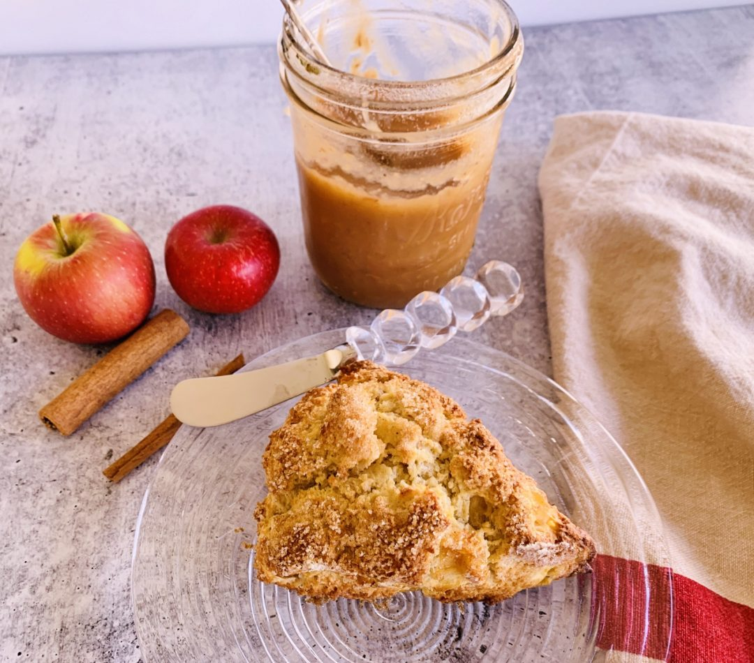 Apple Cinnamon Scones – Recipe! Image 1