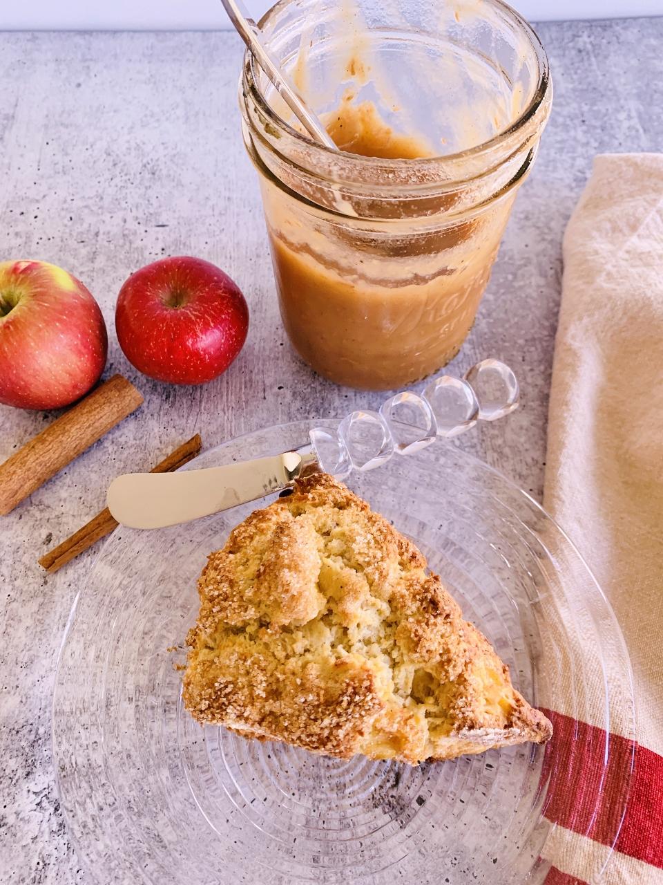 Apple Cinnamon Scones – Recipe! Image 6