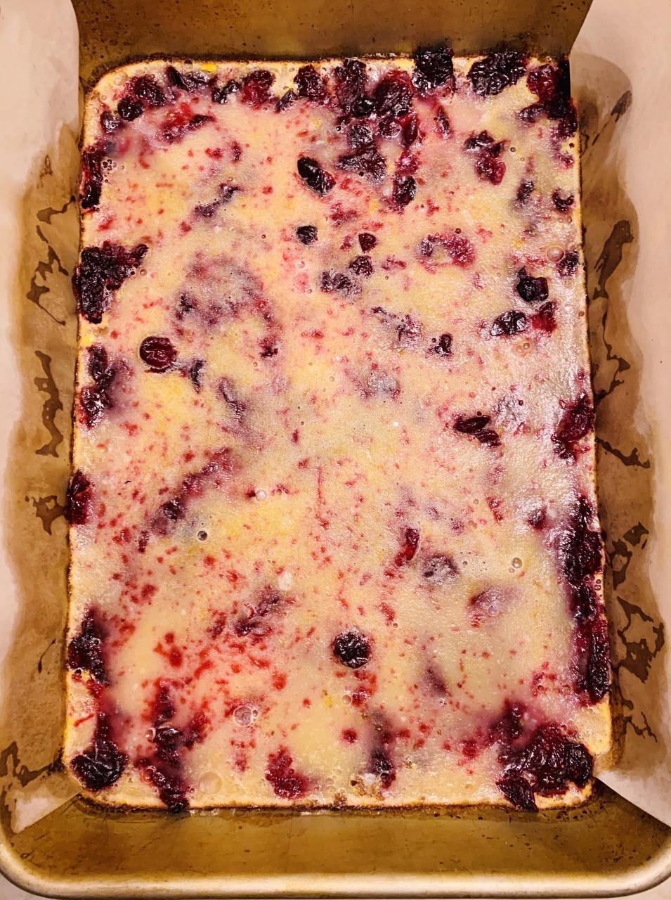 Cranberry Lemon Bars – Recipe! Image 6