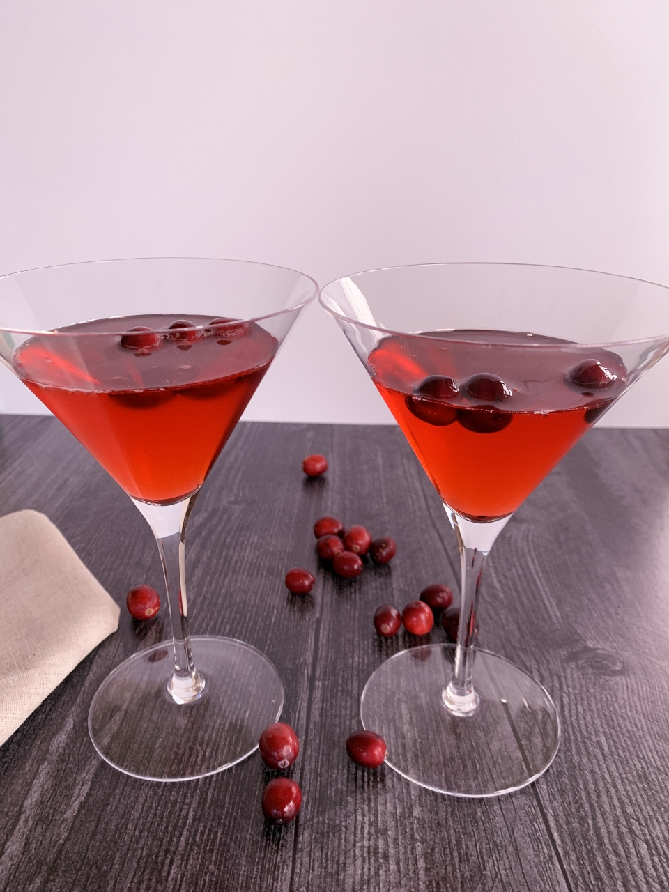 Cranberry Negroni – Recipe! Image 2