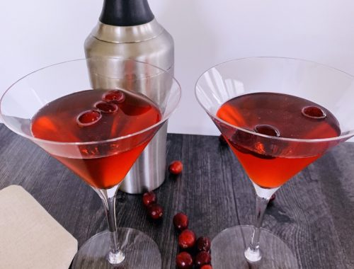 Cranberry Negroni – Recipe!