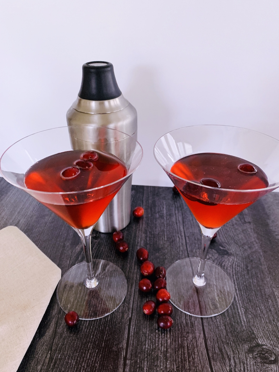 Cranberry Negroni – Recipe! Image 1