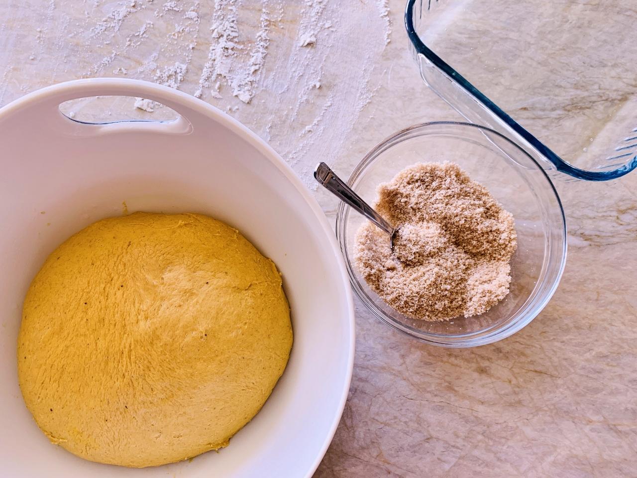Pumpkin Pecan Sticky Buns – Recipe! Image 3