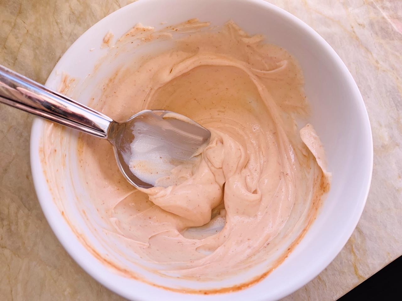 Spoon Bread Bites with Sriracha Yogurt – Recipe! Image 6