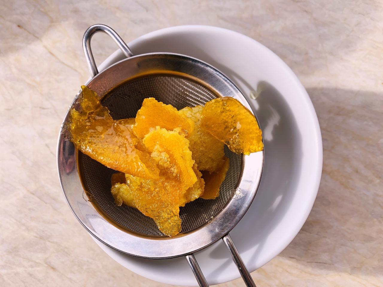 Candied Tangerine Peels – Recipe! Image 4