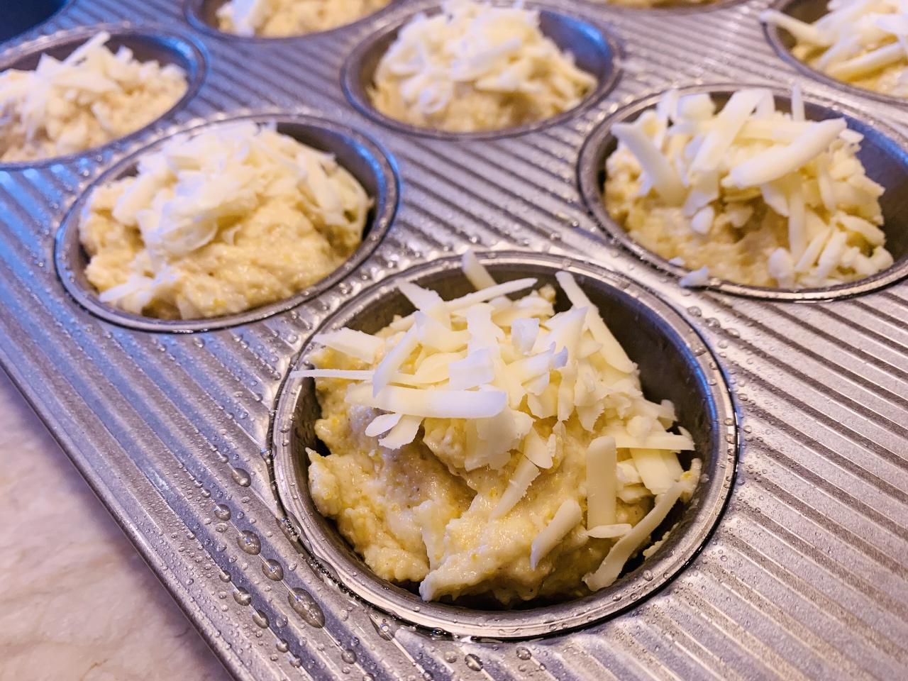 Cheesy Gluten-Free Corn Muffins – Recipe! Image 4