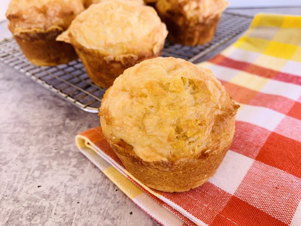 Cheesy Gluten-Free Corn Muffins – Recipe! Image 2