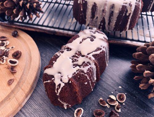 Espresso Gingerbread Cake – Recipe!