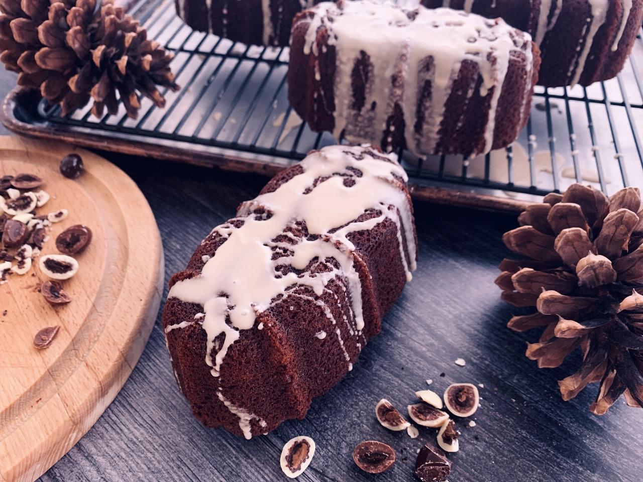 Espresso Gingerbread Cake – Recipe! Image 2