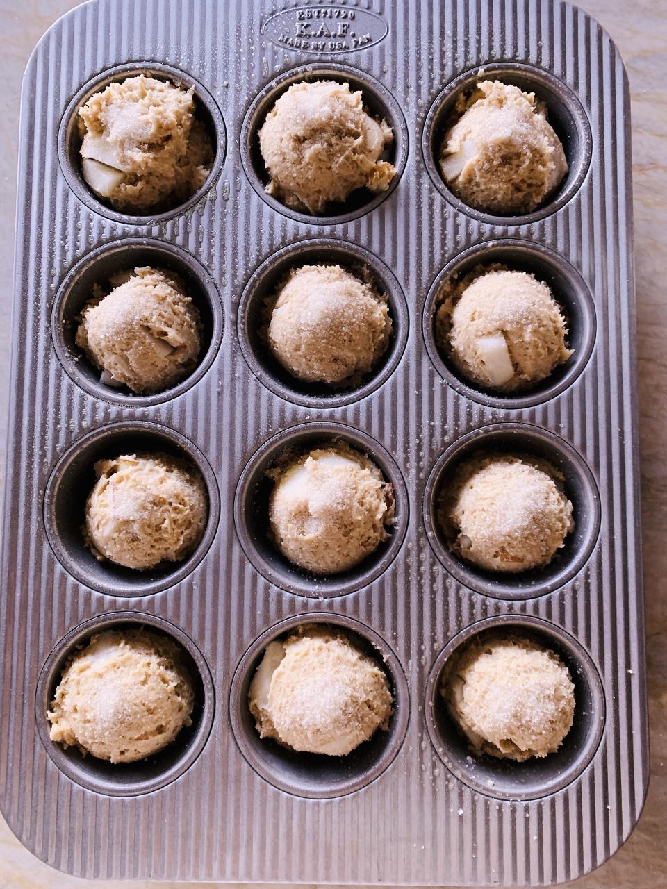 Pear & Cardamom Muffins – Recipe! Image 4