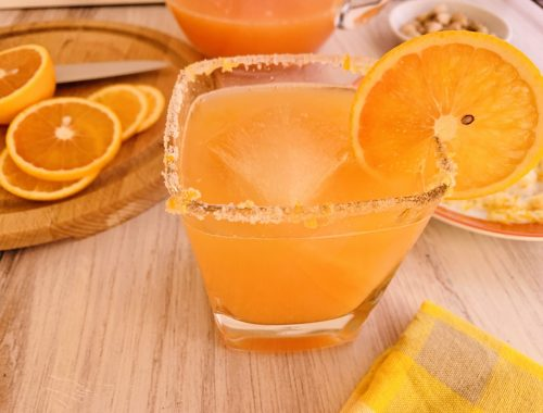 Blood Orange Margaritas – Recipe!