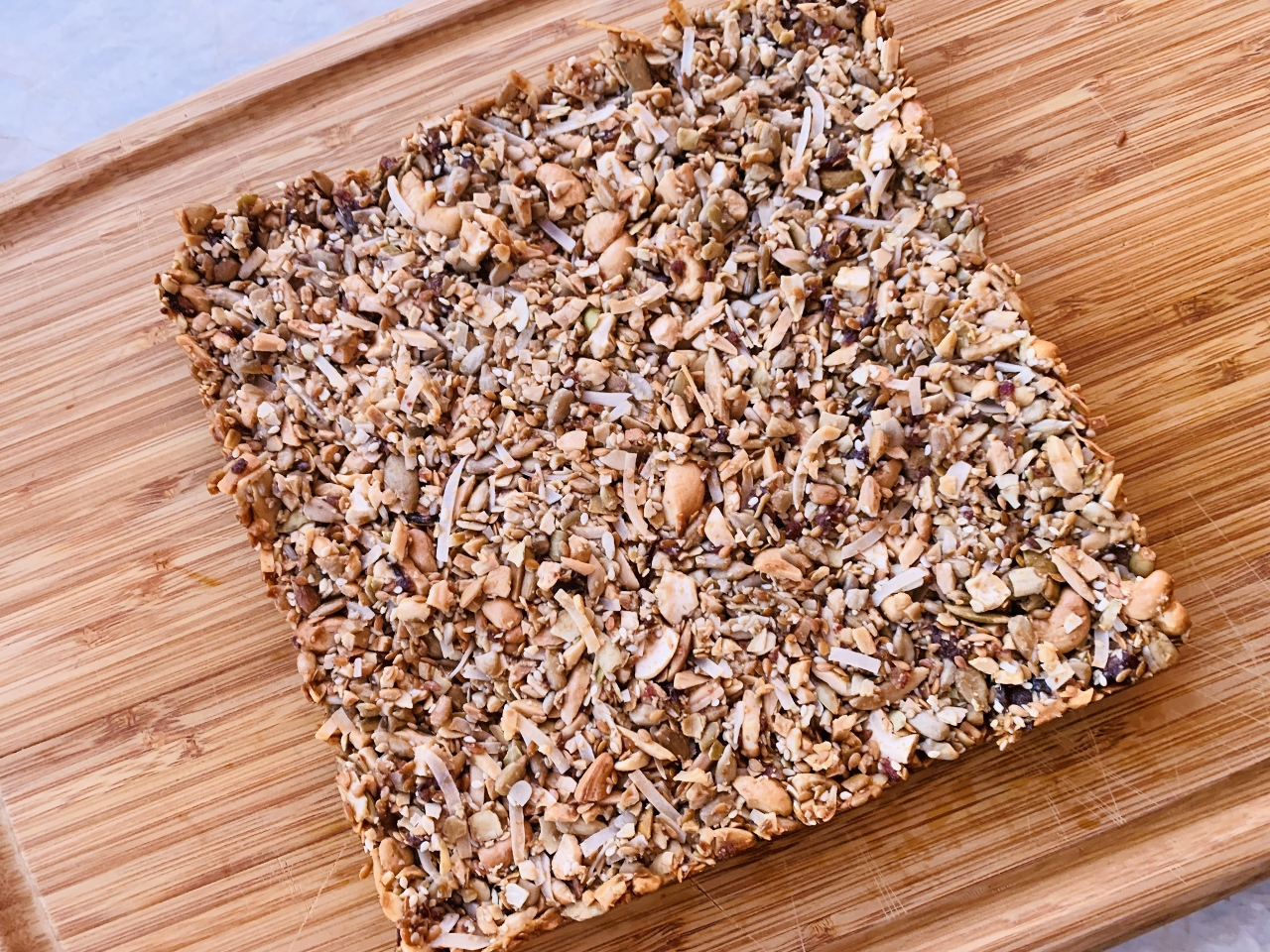 Grain-Free Breakfast Bars – Recipe! Image 5