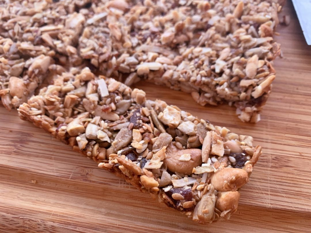 Grain-Free Breakfast Bars – Recipe! Image 1