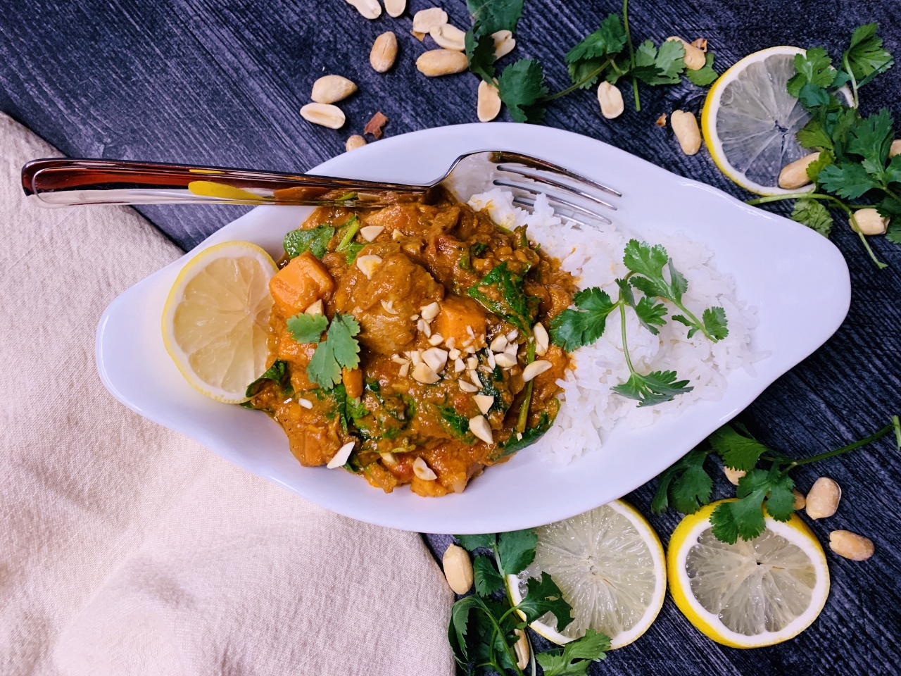 Instant Pot African Pork & Peanut Stew – Recipe! Image 6