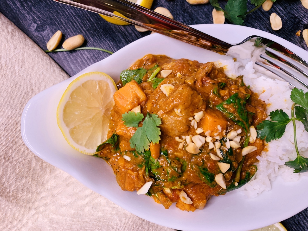 Instant Pot African Pork & Peanut Stew – Recipe! Image 2