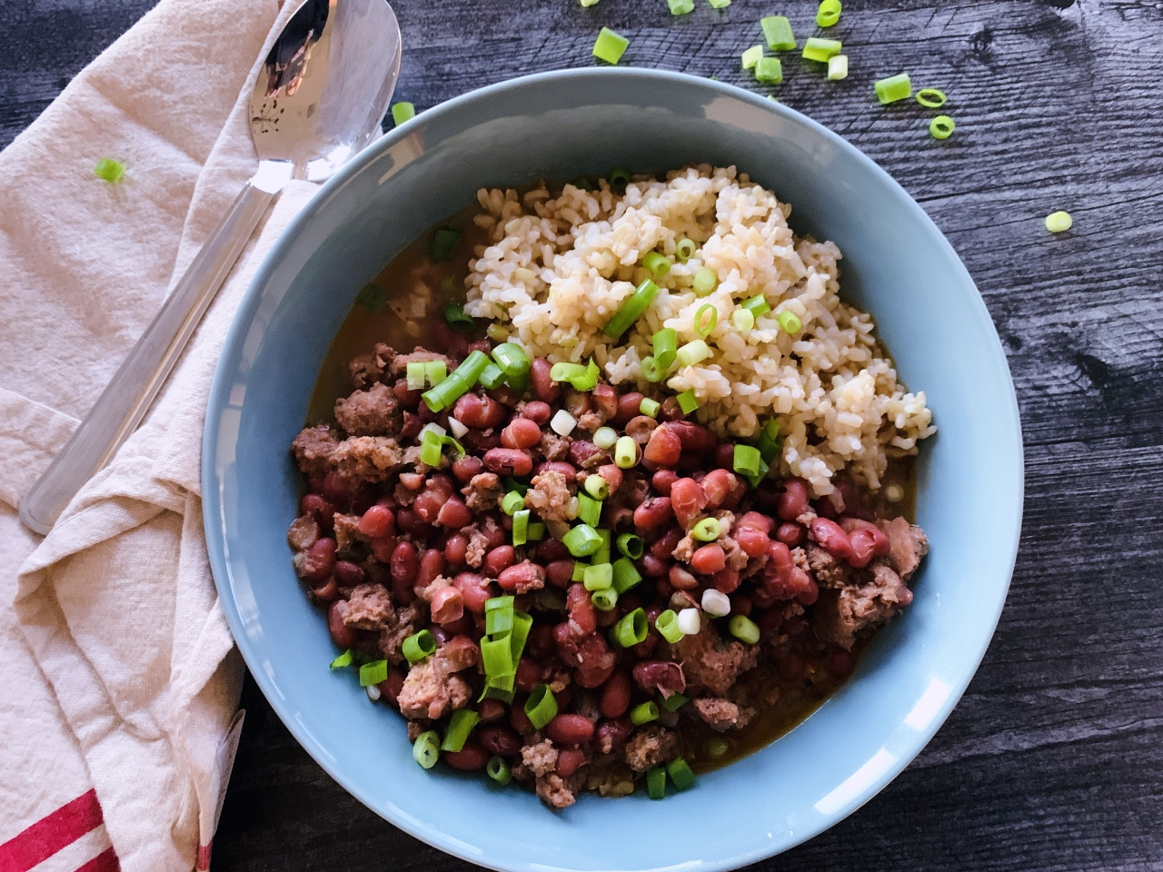 Instant Pot Creole Red Beans – Recipe! Image 2