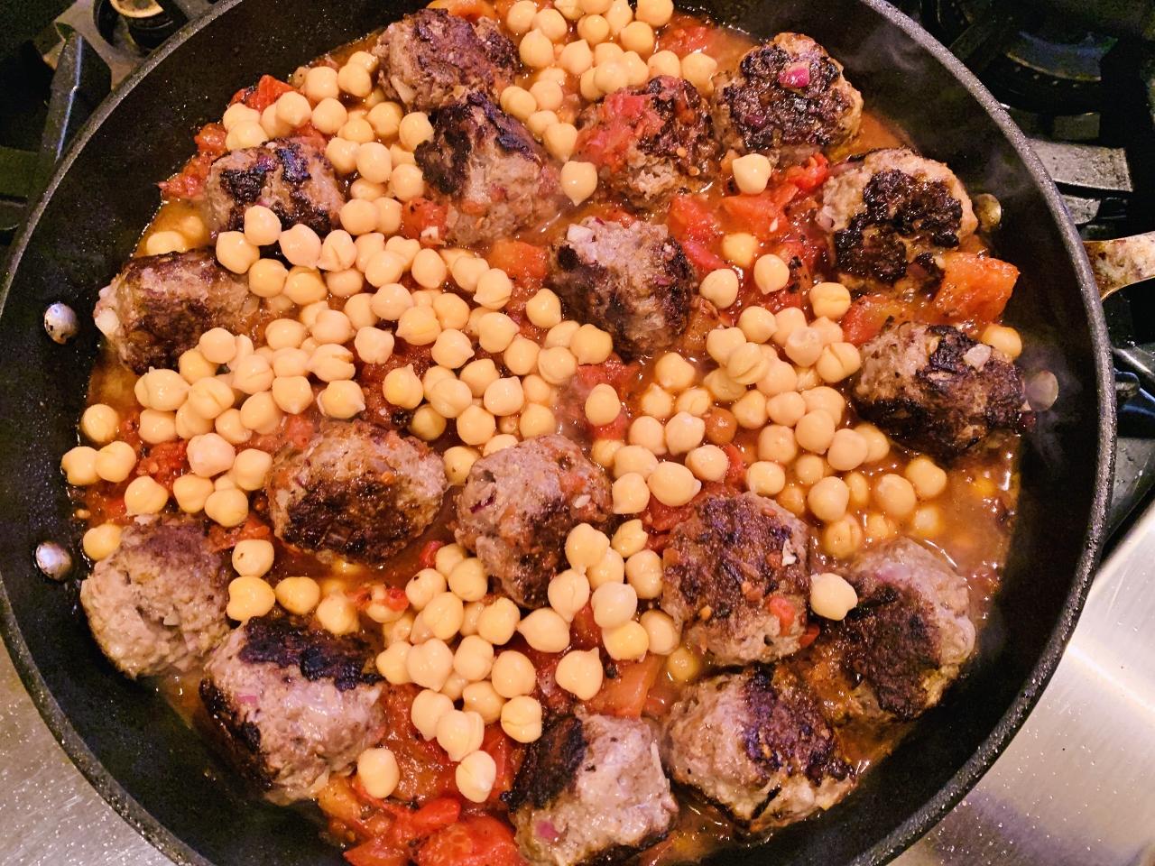 Moroccan Meatballs – Recipe! Image 5