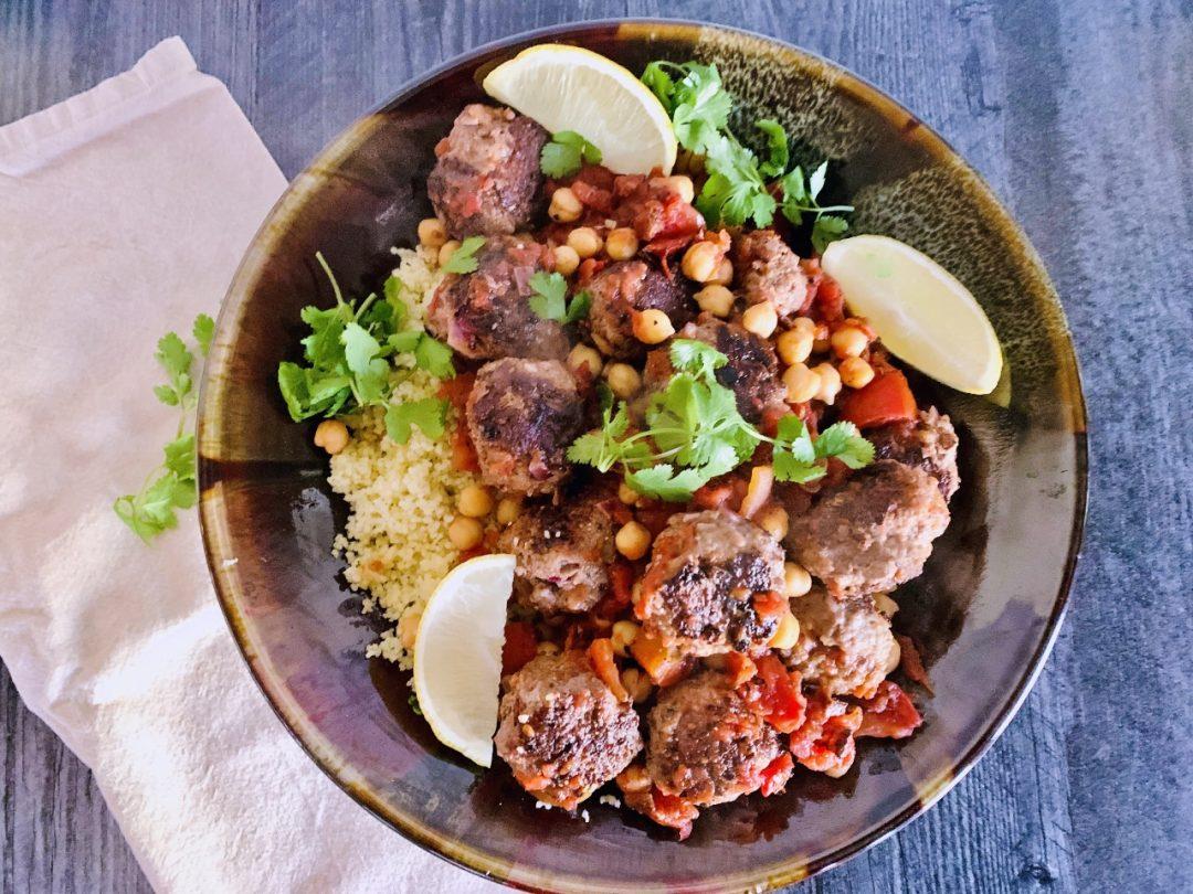 Moroccan Meatballs – Recipe! Image 1