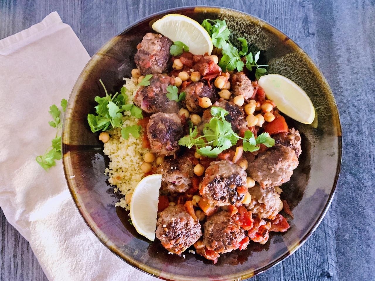 Moroccan Meatballs – Recipe! Image 6