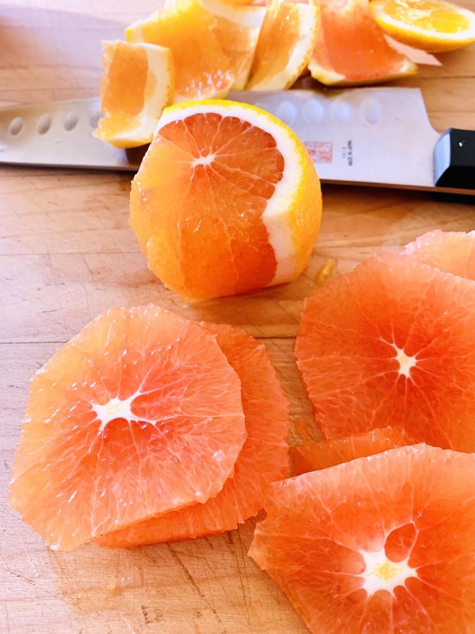 Upside Down Gluten-Free Blood Orange Cake – Recipe! Image 4