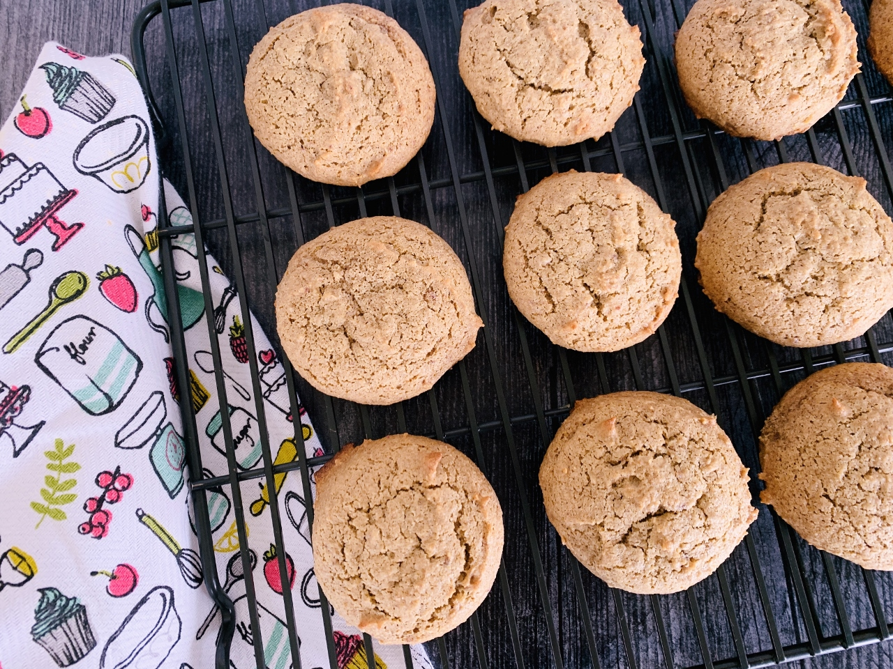 Whole Grain Honey Date Cookies – Recipe! Image 2