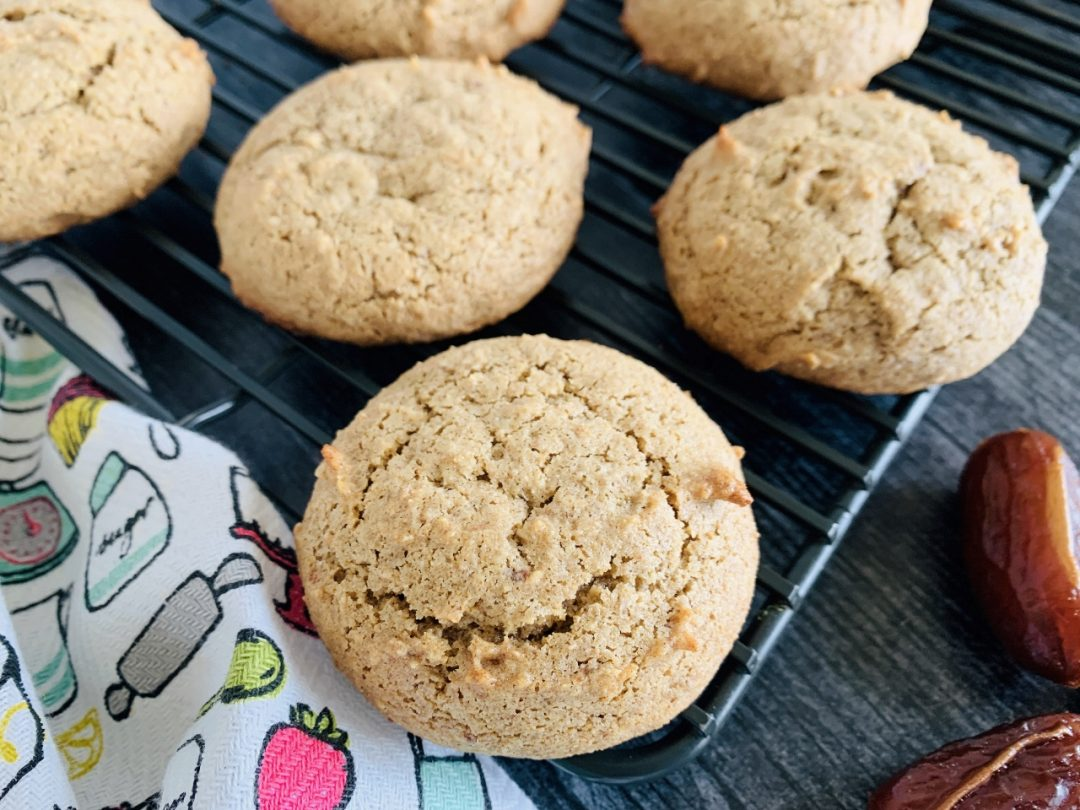 Whole Grain Honey Date Cookies – Recipe! Image 1
