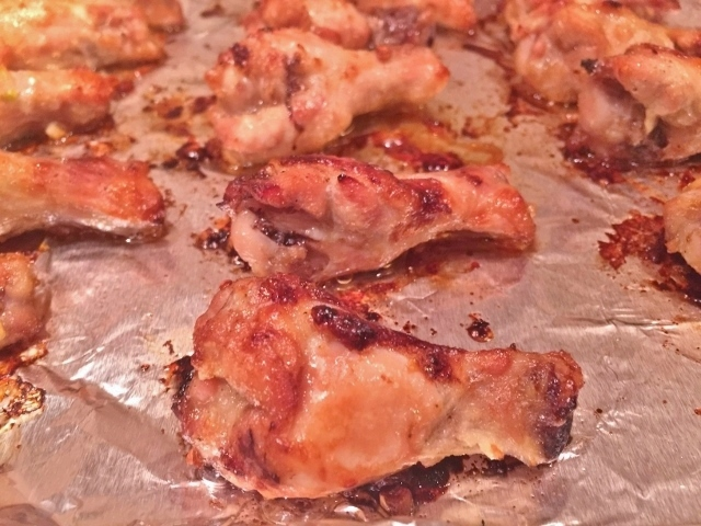 It's Not Game Day Without Hot Wings! Image 1